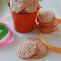 Confetti Cookies 1 mini