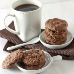 mocha cookies 2 mini