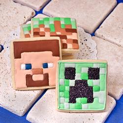 Minecraft Cookies 3