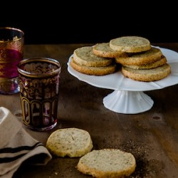 Chai Shortbread cookies thumb