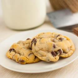 NYTIMES Chocolate Chip CookiesSQUARE
