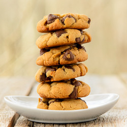 Caramel Chocolate Chip Cashew Butter Cookies 2-250px